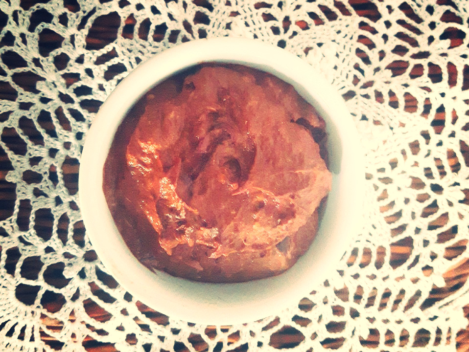 bakłażan czekolada