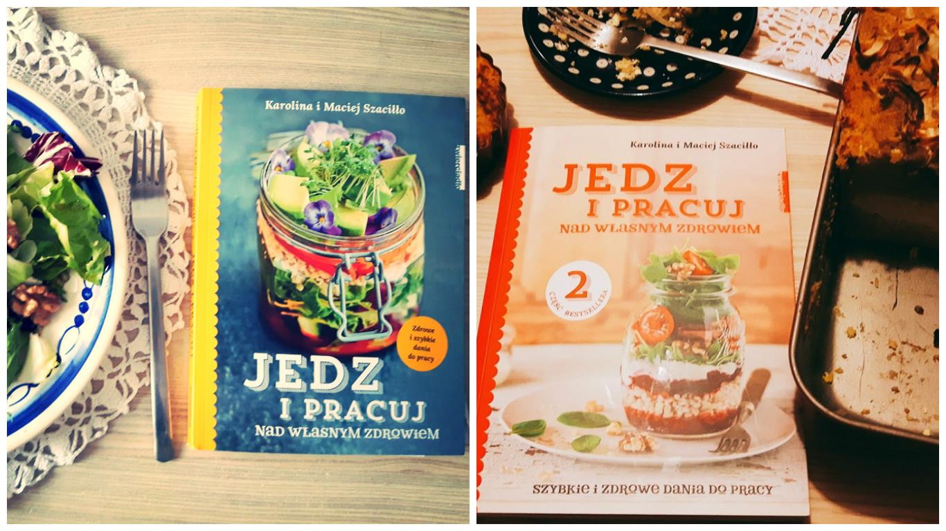 Jedz i pracuj... nad własnym zdrowiem Karolina i Maciej Szaciłło