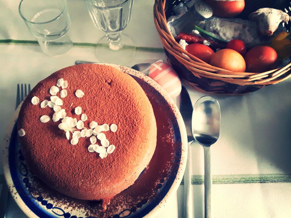 Pascha czekoladowa Wielkanoc