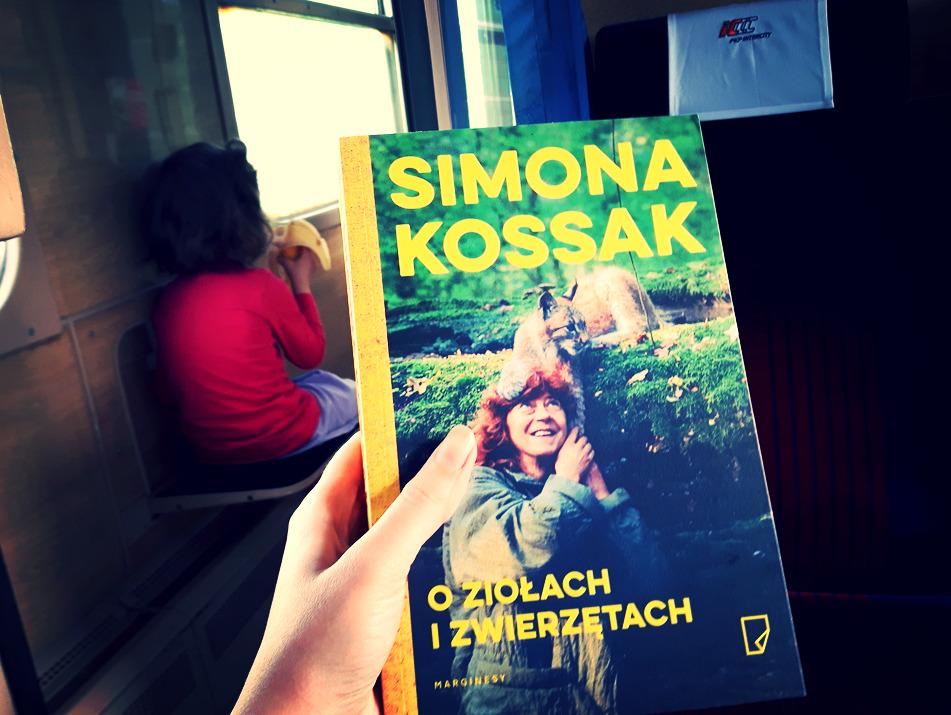 """""""O ziołach i zwierzętach"""" Simony Kossak"""