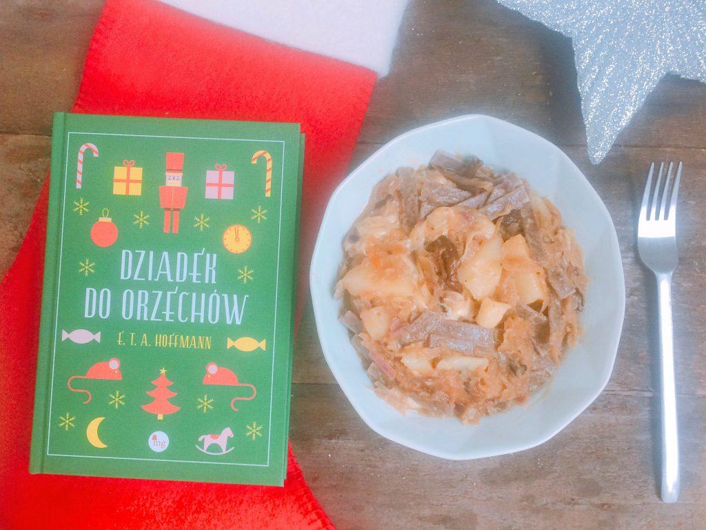 Pizzoccheri, makaron z kapustą
