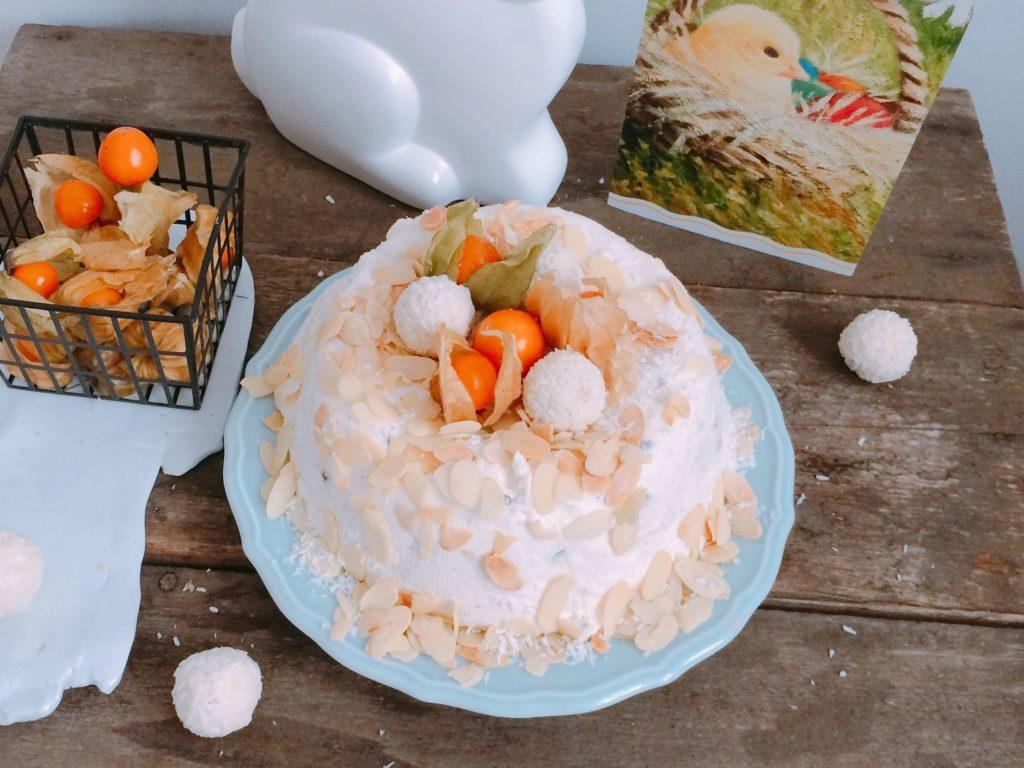 Pascha kokosowo-migdałowa
